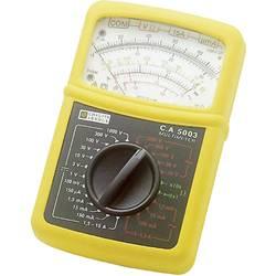Ročni mulitmeter Chauvin Arnoux C.A 5003 kalibracija narejena po: delovnih standardih,