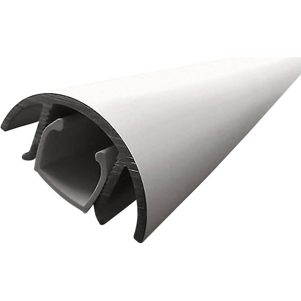 ALUNOVO Mini aluminijast kabelski kanal (D x Š x V) 1000 x 30 x 15 mm srebrna (mat, eloksiran) Alunovo vsebina: 1 kos