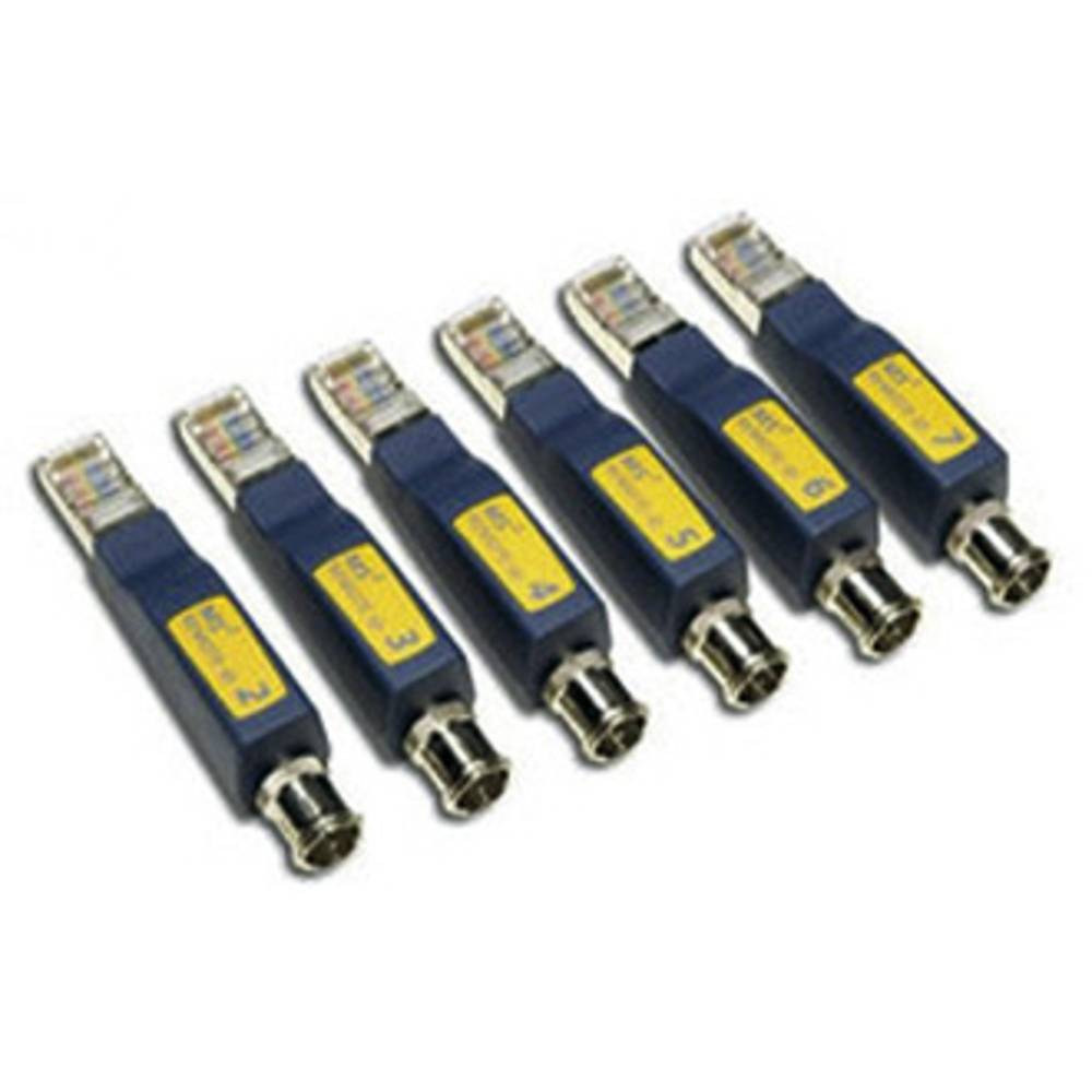 Fluke Networks MS2-IDK27 Microscanner2 komplet završnih utikača 2-7, MS2-IDK27