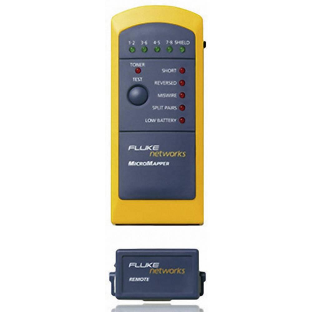 Fluke Networks MT-8200-49A MicroMapper, uređaj za ispitivanje kablova, ispitivač kablova