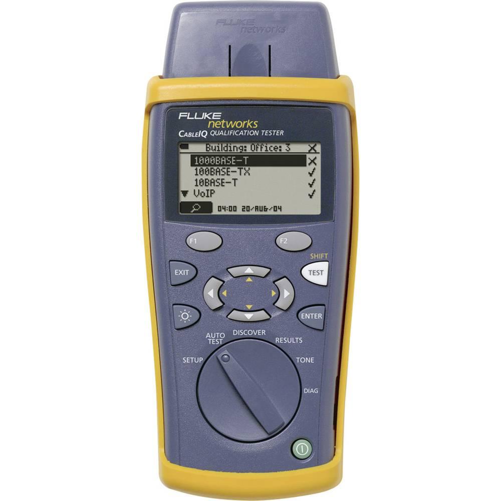 Fluke Networks CIQ-100 CableIQ osnovni uređaj, uređaj za ispitivanje kablova, ispitivač kablova