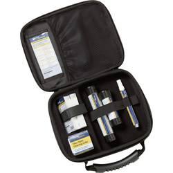Fluke Networks NFC-KIT-CASE Čistilni komplet za optična vlakna: nosilna torba, kocka, topilo v stiku, 1,25 in 2,5 mm tamponi, 10