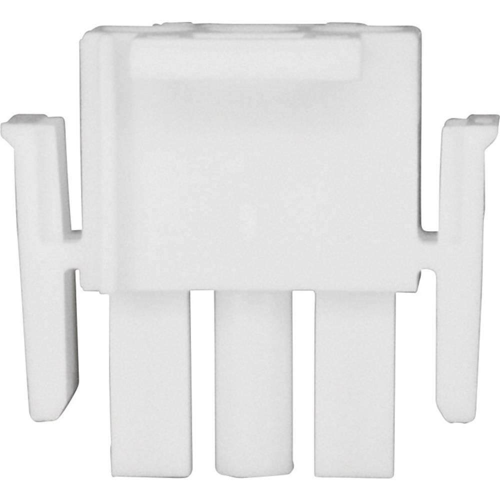 Stiftkabinet-kabel Universal-MATE-N-LOK (value.1360506) Samlet antal poler 3 TE Connectivity 350766-1 1 stk