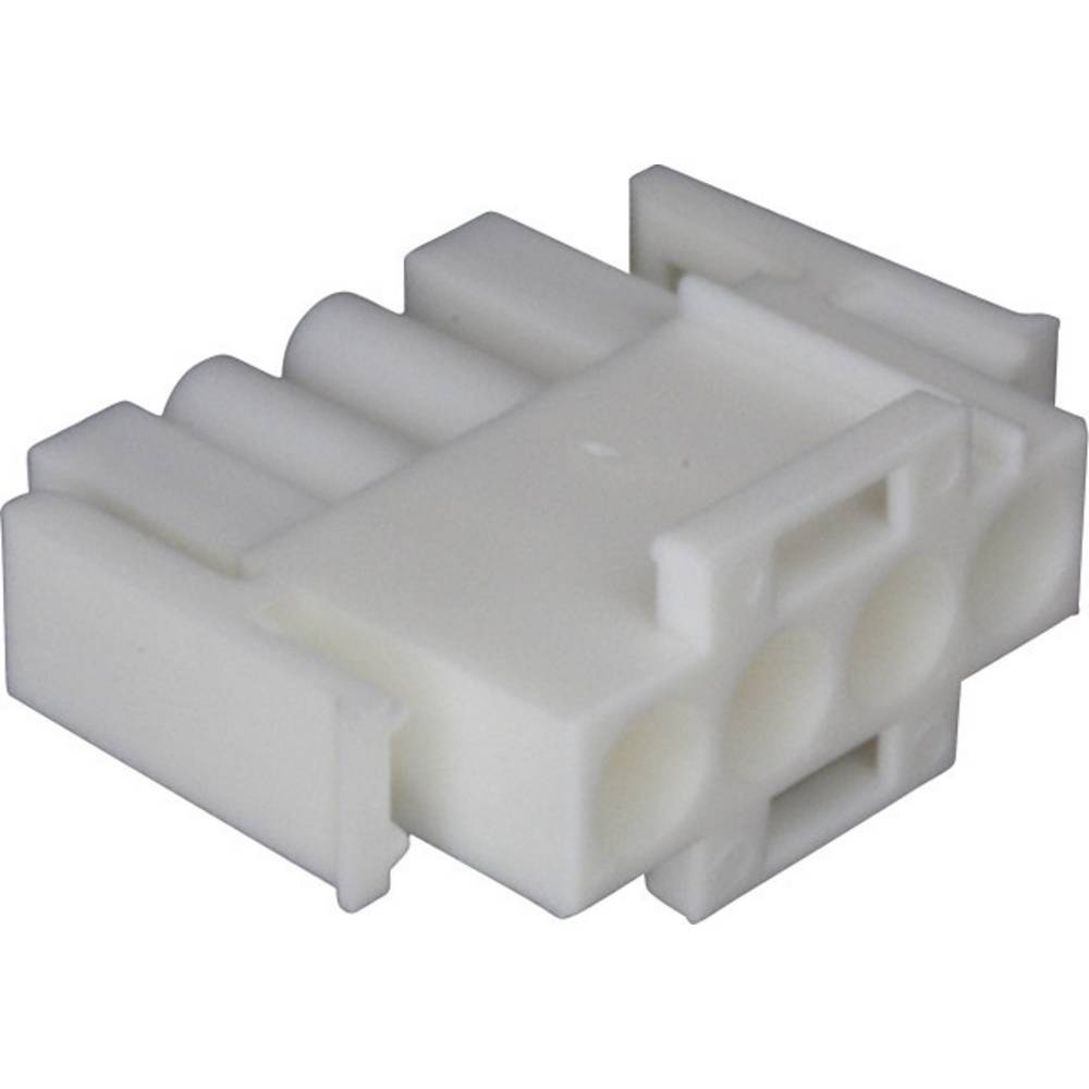 Stiftkabinet-kabel Universal-MATE-N-LOK (value.1360506) Samlet antal poler 4 TE Connectivity 350779-1 1 stk