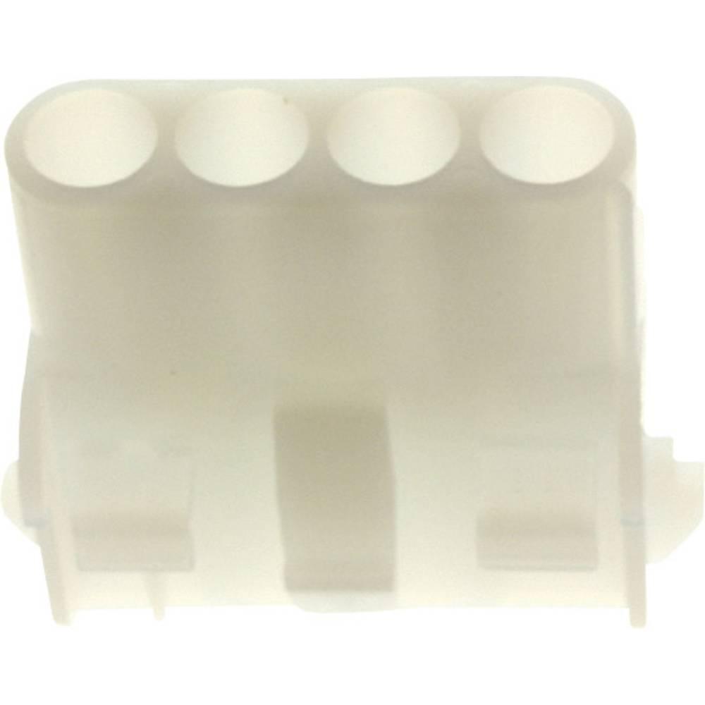 Tilslutningskabinet-kabel Universal-MATE-N-LOK Samlet antal poler 4 TE Connectivity 1-480703-0 1 stk