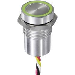 Senzorski gumb 24 V 0.2 A APEM CPB1110000KGSS IP68, IP69K tipkalno 1 kos