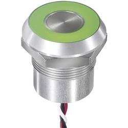 Senzorski gumb 12 V 0.2 A APEM CPB3110000DGSC IP68, IP69K zaskočni 1 kos