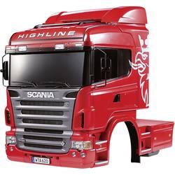 Tamiya 56514 1:14 Karoserija Scania tovornjakov, R620, 6x4 Highline 1 KOS