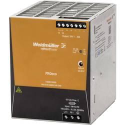 Napajalnik za DIN-letvice (DIN-Rail) Weidmüller PRO ECO 480W 24V 20A 28 V/DC 20 A 480 W 1 x