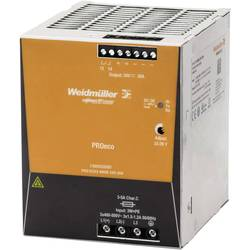 Napajalnik za DIN-letvice (DIN-Rail) Weidmüller PRO ECO3 480W 24V 20A 28 V/DC 20 A 480 W 1 x