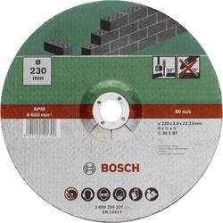 Kapskiva böjd, sten Bosch Accessories 2609256325 2.5 mm 125 mm 1 st