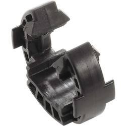 Varnostna sponka SAFETY-CLIP WM4 VPE10 črne barve Weidmüller vsebuje: 1 kos