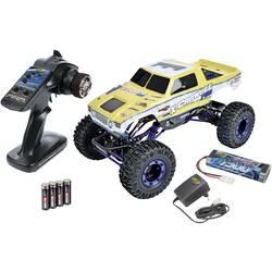 RC model avtomobila Carson 1:10, električni pošastni tovornjak X-Crawlee Pro, krtačni elek 500404067