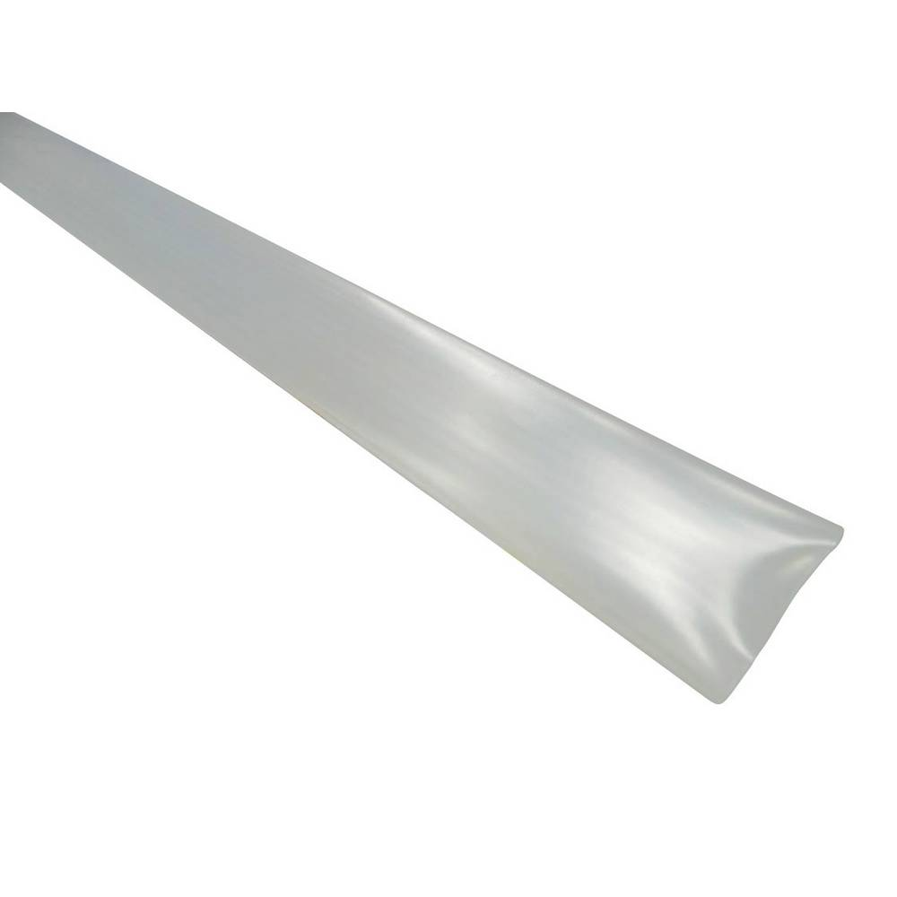 Toplotno skrčljiva cevka brez lepila transparentne barve 19.10 mm razmerje krčenja:2:1 HellermannTyton 311-01909 TK20-19,1/9,5PV