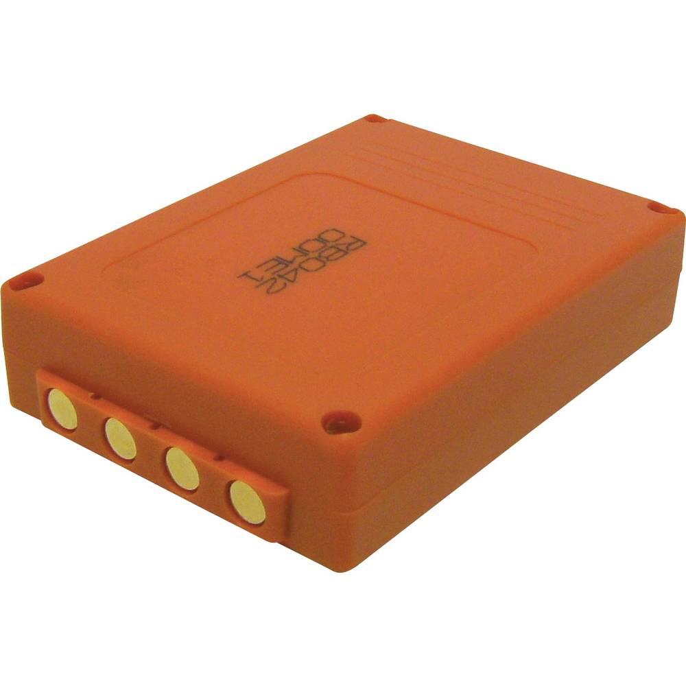 Akumulator za daljinski upravljalnik žerjava Beltrona nadomešča orig. akumulator BA205000, BA205030, BA206000, BA206030, BA22503