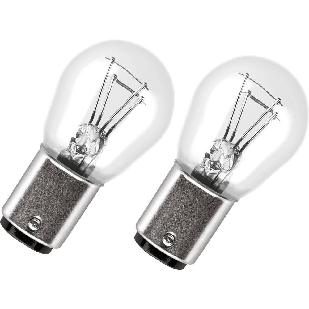 Avtomobilska standardna halogenska žarnica Neolux P21/4W 12 V 1 kos, BAZ15D