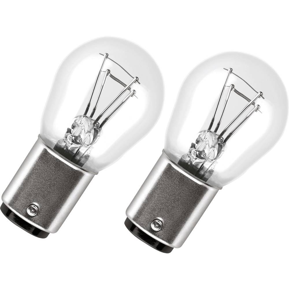 Avtomobilska standardna halogenska žarnica Neolux P21/5W 12 V 1 par, BAY15D