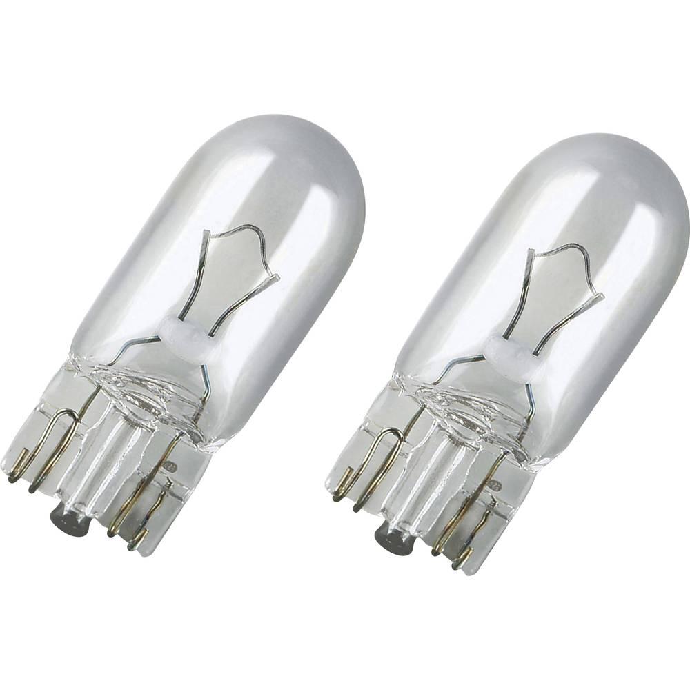 Neolux standardna halogena žarulja W5W 12 V 1 komad W2.1x9.5d N501