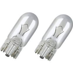 Avtomobilska standardna halogenska žarnica Neolux W5W 12 V 1 kos, W2.1x9.5d