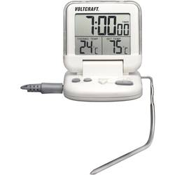 Instickstermometer VOLTCRAFT DET-3T Temperaturmätningsområde (intervall) 0 till 200 °C Sensor K