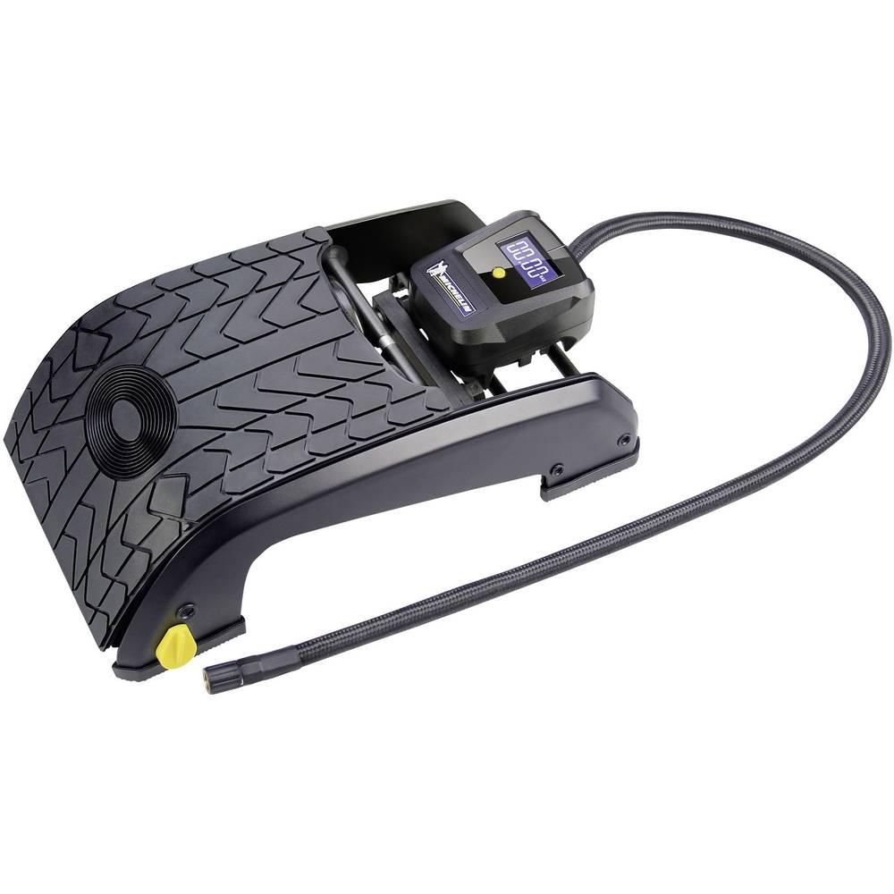 Dvocilindarska nožna zračna pumpa Michelin digitalna (D x Š x V) 29 x 15.5 x 8 cm