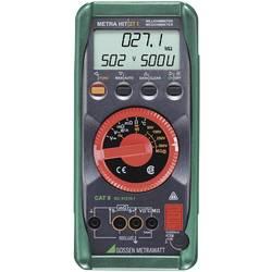 Digitalni multimetar Gossen Metrawatt Metrahit 27I, LCD-zaslon, CAT II 600 V
