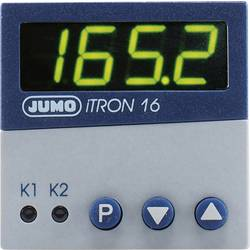 JUMO iTRON regulator mikroprocesora 702041/88-888-000-23/061, 210 110 - 240 V/AC