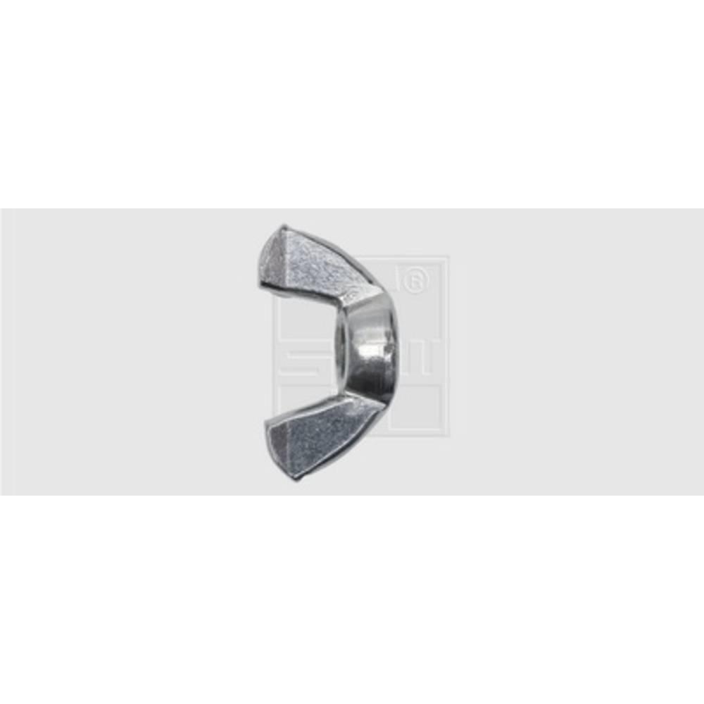 Vingmutter SWG M6 DIN 315 Rostfritt stål A2 50 st