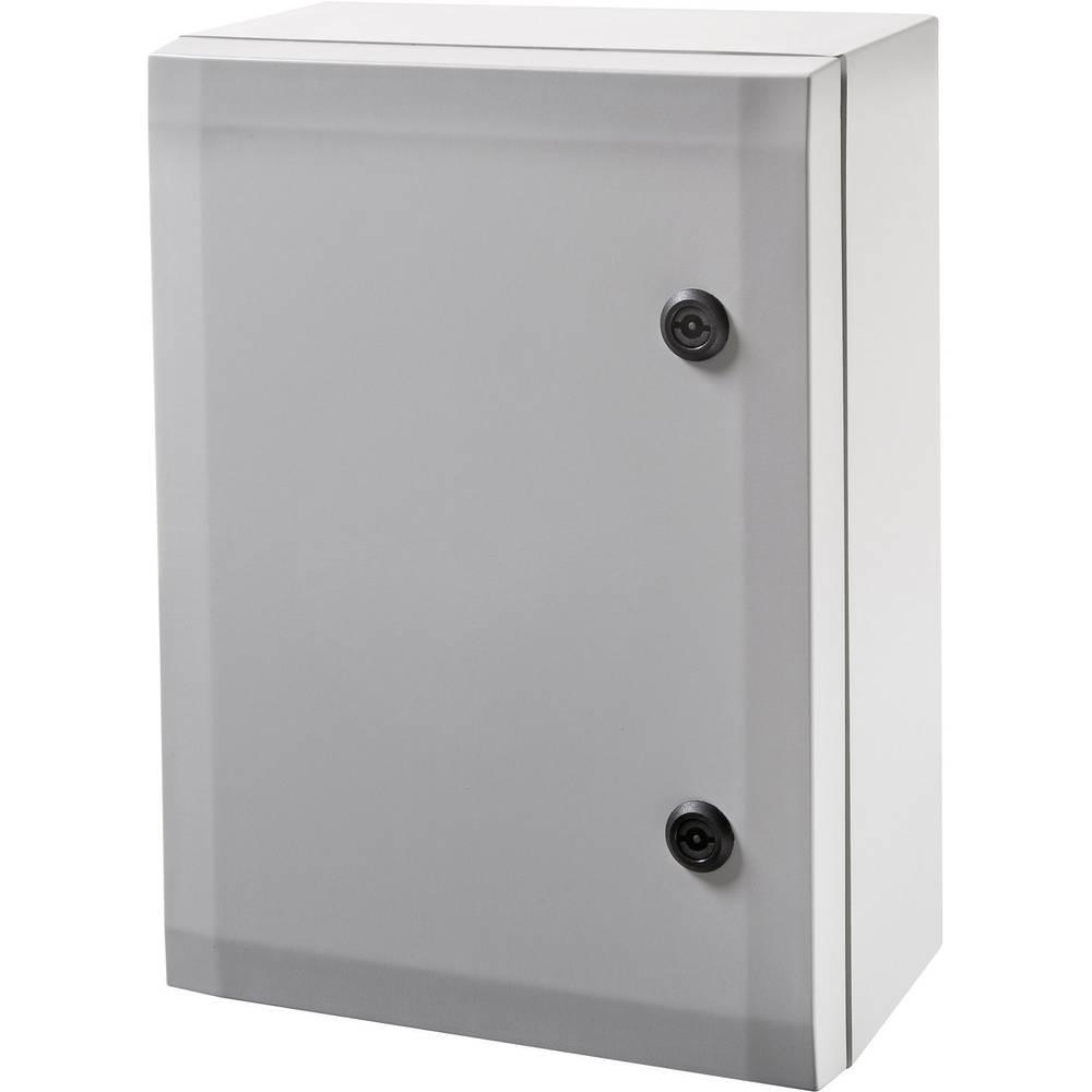 Kabinet til montering på væggen, Installationskabinet Fibox ARCA 8120007 400 x 300 x 210 Polycarbonat 1 stk