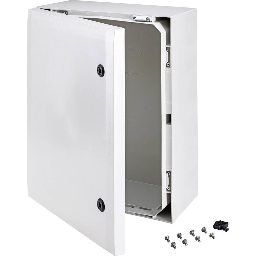 Kabinet til montering på væggen Fibox ARCA 8120011 500 x 400 x 210 Polycarbonat 1 stk