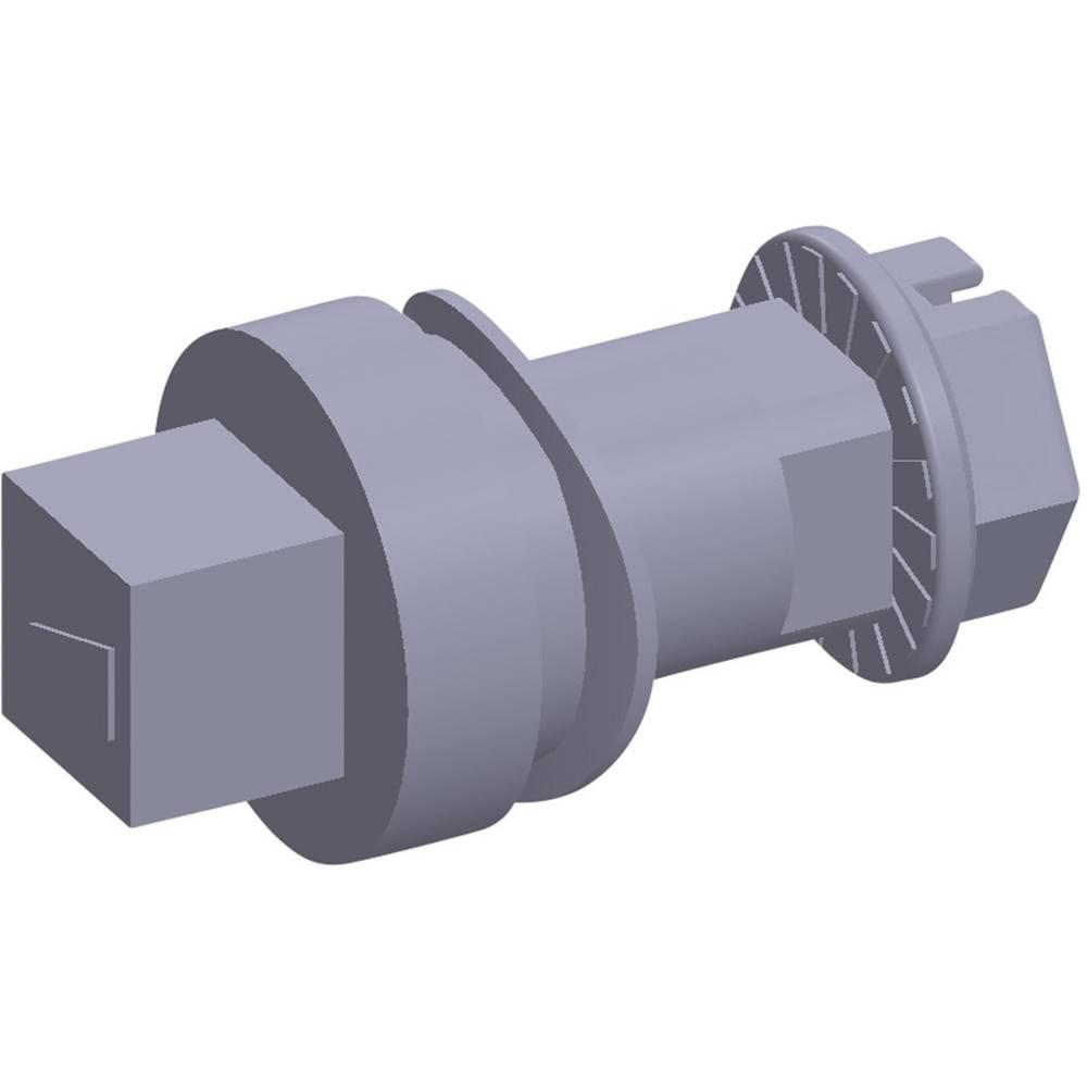Låseindsats Fibox ARCA 8120861 8120861 7 mm firkant 1 stk