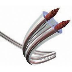 Kabel za zvočnik 2 x 2.97 mm transparentni Inakustik 0060223 50 m