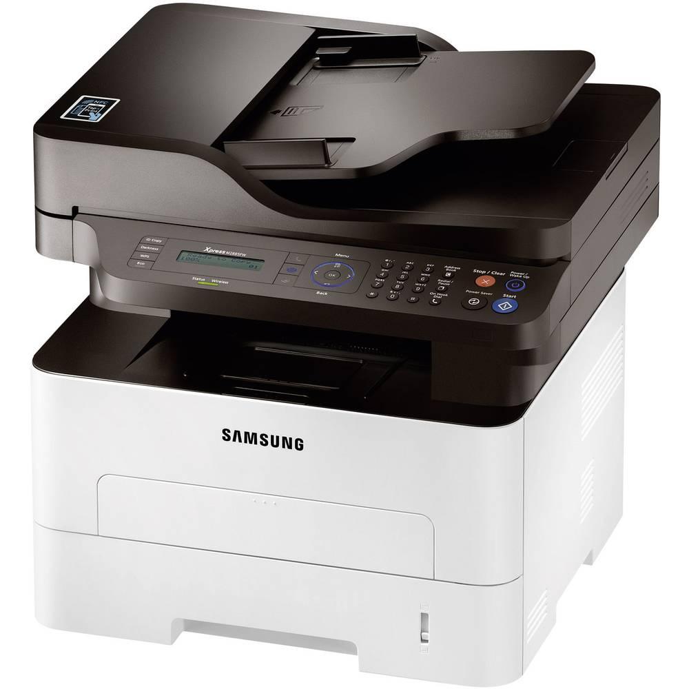 Samsung Xpress M2885FW Laserski multifunkcionalni tiskalnik A4 Tiskalnik, Skener, Kopirni stroj, Faks LAN, WLAN, NFC, Duplex, AD