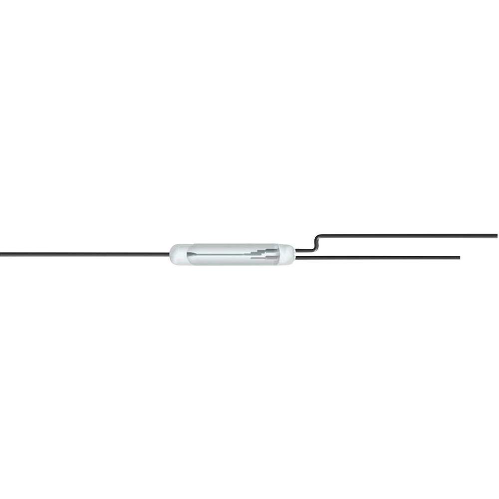 Reed-stikalo 1x preklopno 175 V/DC, 175 V/AC 0.5 A 10 W dolžina steklenega dela:14 mm StandexMeder Electronics KSK-1C90F-1035