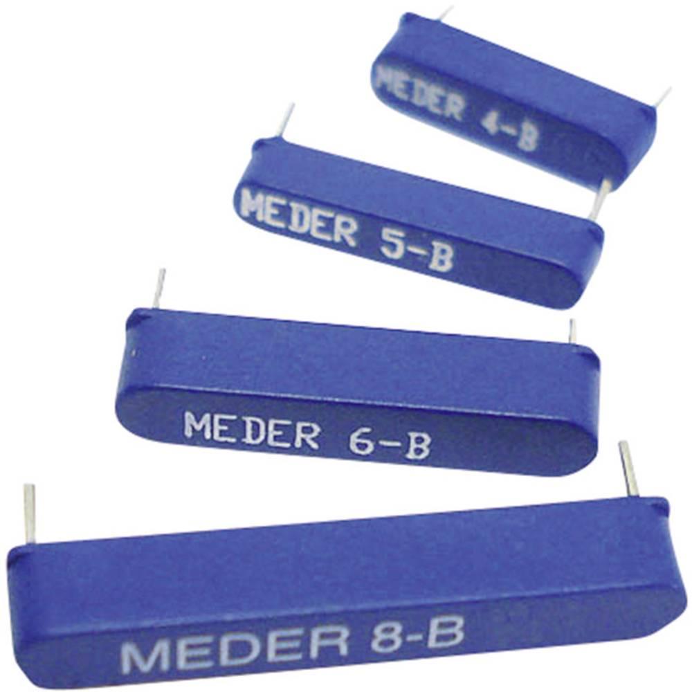 Reed-stikalo-zapiralno 170 V/DC, 170 V/AC 0.5 A 10 W StandexMeder Electronics MK06-4-C