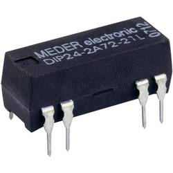 Reed-releji s tremi zaklepi 5 V/DC 0.5 A 10 W DIP-8 StandexMeder Electronics DIP05-2A72-21L