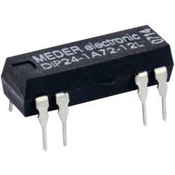 Reed-releji-zapiralni 12 V/DC 0.5 A 10 W DIP-8 StandexMeder Electronics DIP12-1A72-12L