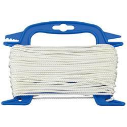 Poliamidno pleteno uže (promjer x D) 2.5 mm x 30 m dörner + helmer 190300 bijela