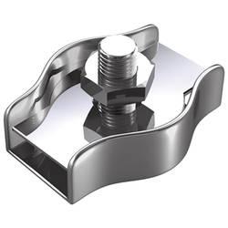 Stezaljka za čelično uže 4 mm nehrđajući čelik A2 dörner + helmer 4914404 20 kom.