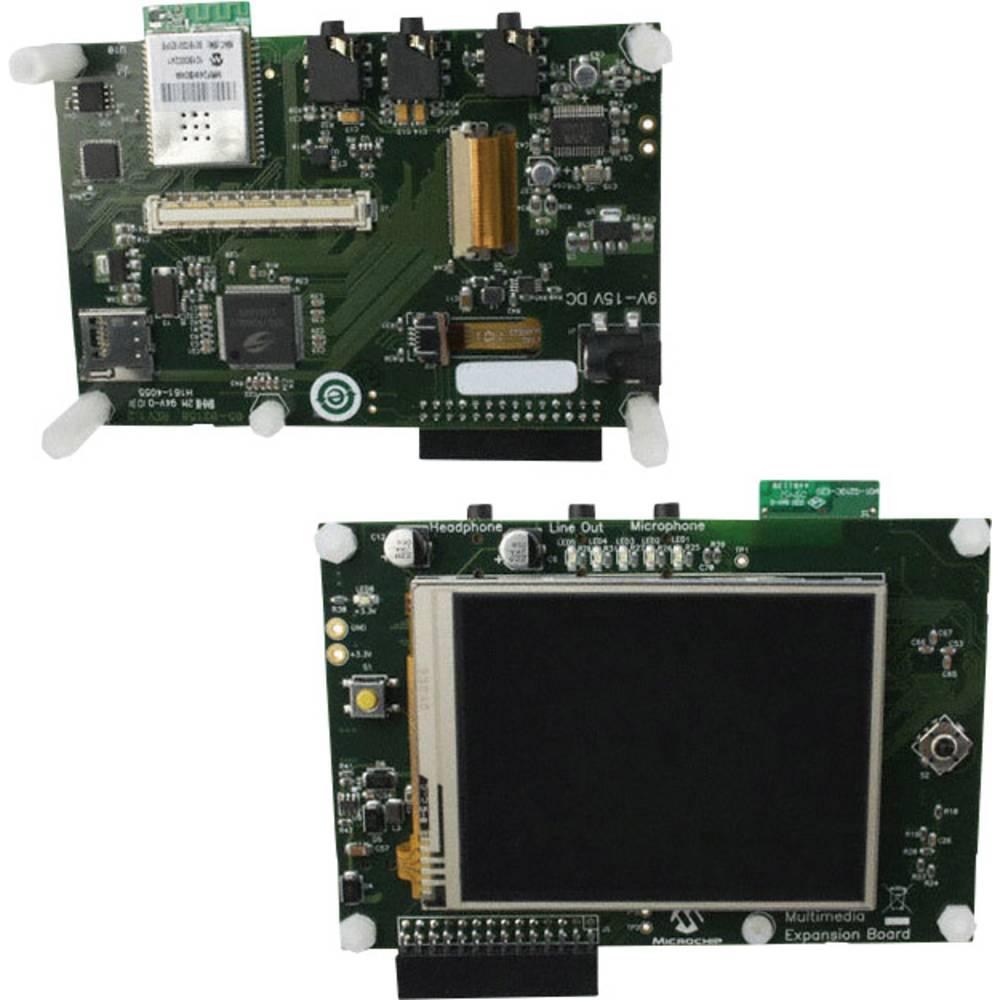 Razširitvena plošča Microchip Technology DM320005