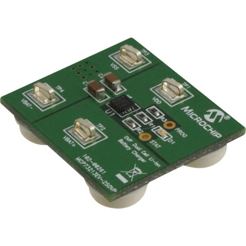 Razvojna plošča Microchip Technology MCP73213EV-2SOVP