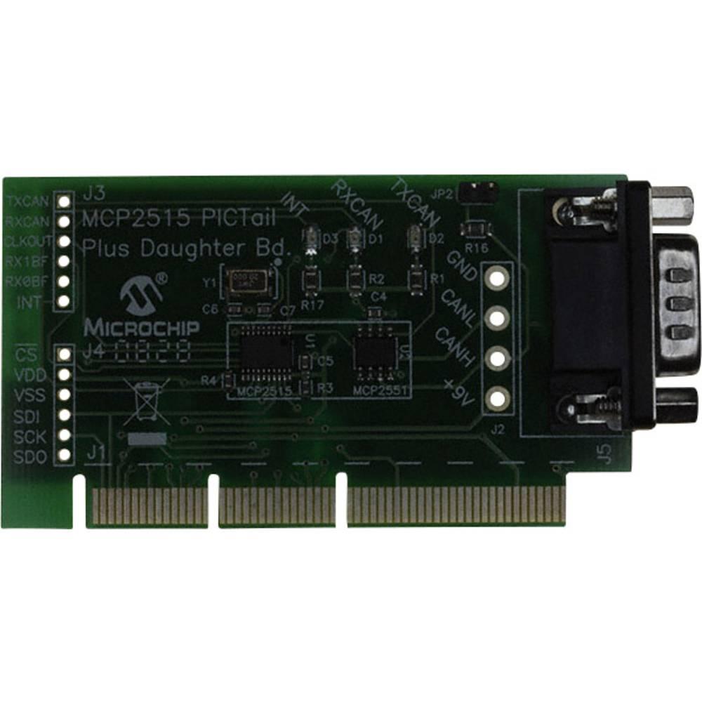 Razširitvena plošča Microchip Technology MCP2515DM-PTPLS