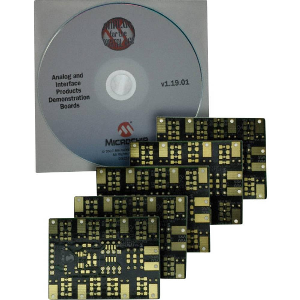 Plošča za tiskano vezje (neopremljena) Microchip Technology SOIC8EV