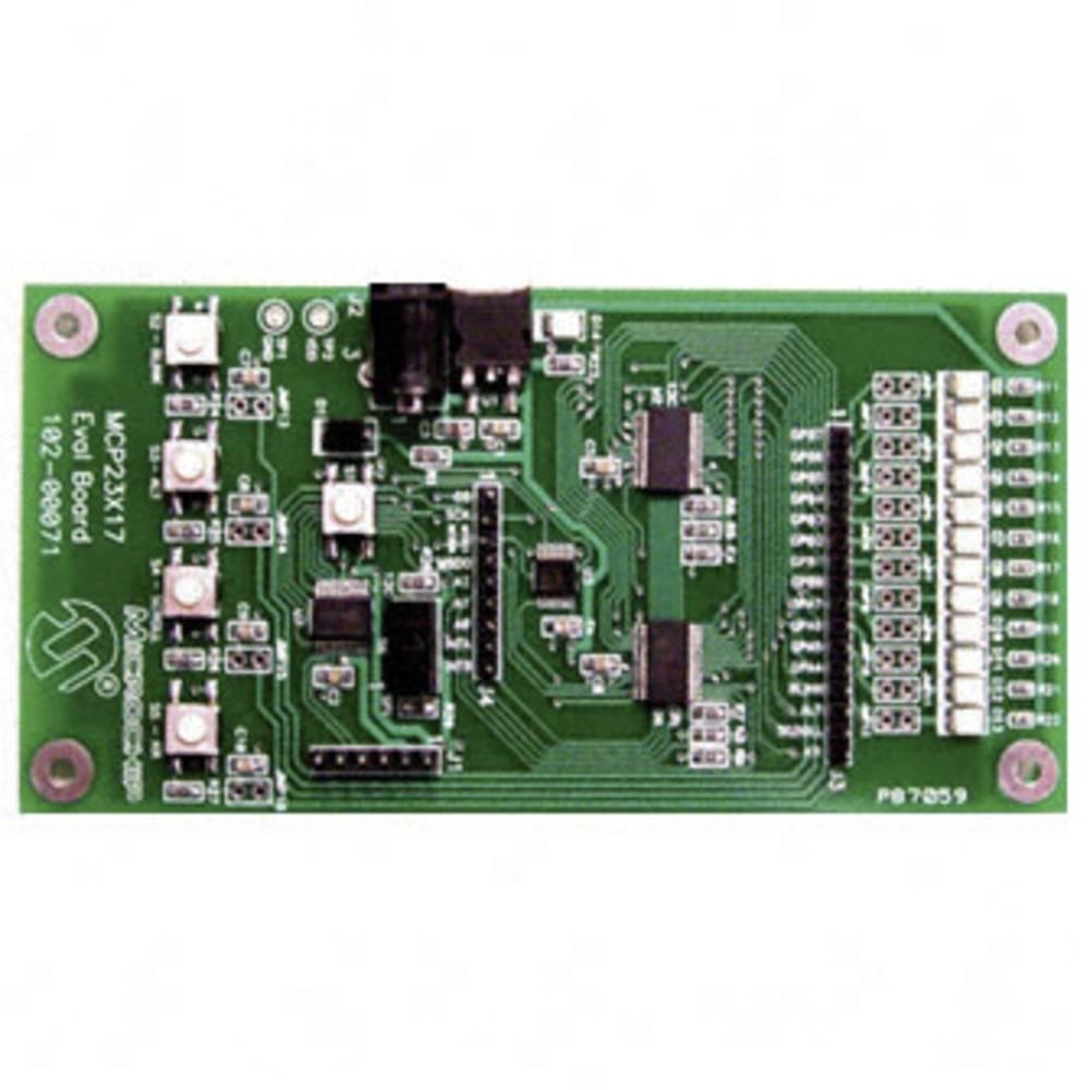 Razvojna plošča Microchip Technology MCP23X17EV