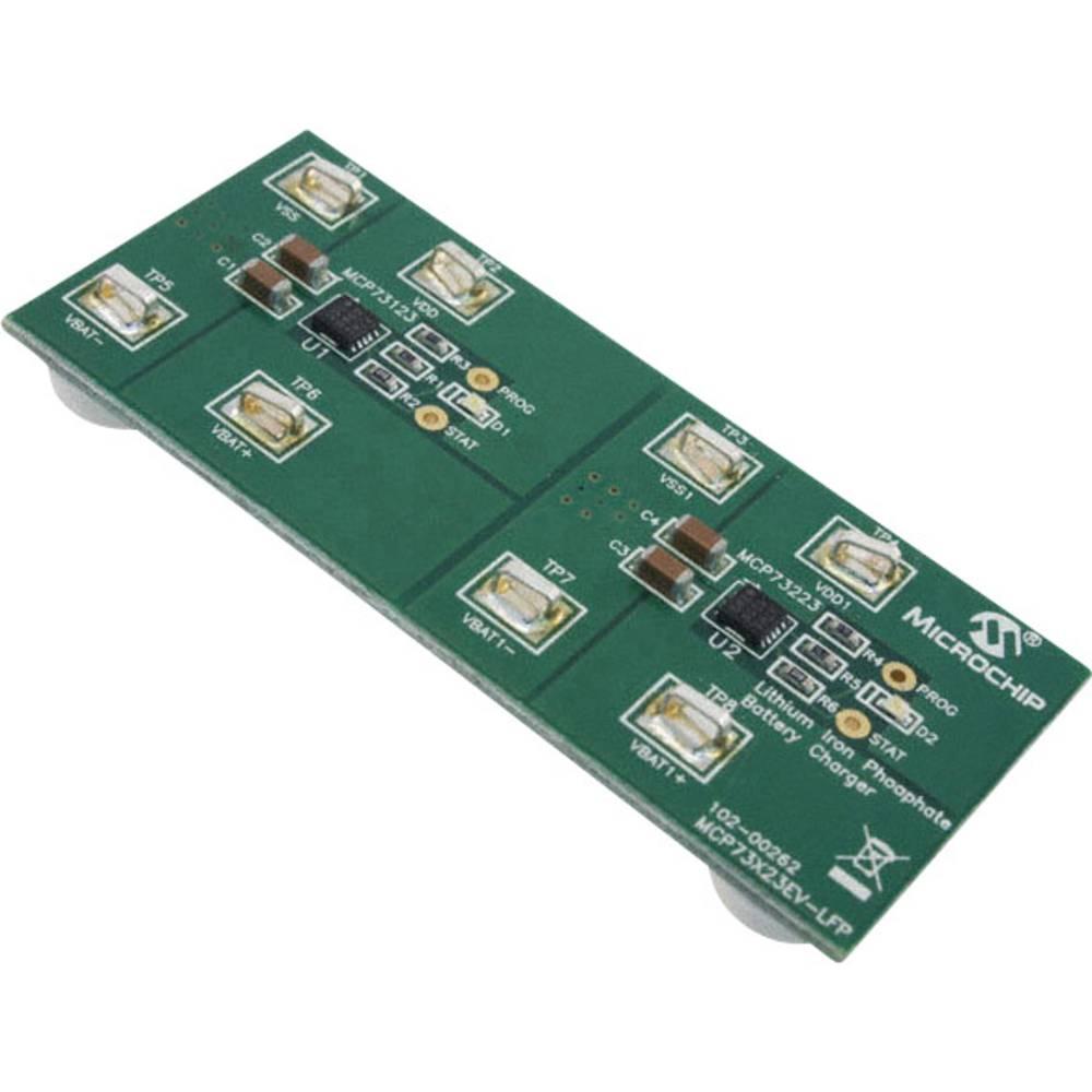 Razvojna plošča Microchip Technology MCP73X23EV-LFP