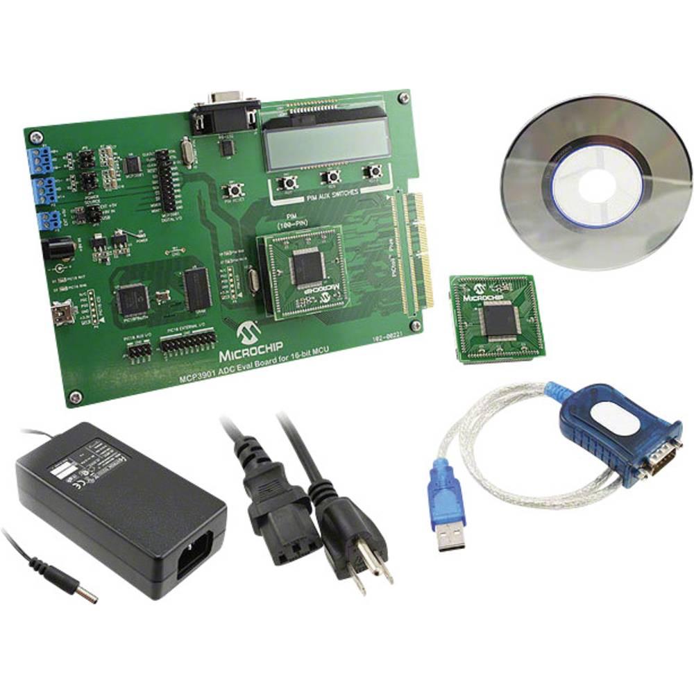 Razvojna plošča Microchip Technology MCP3901EV-MCU16