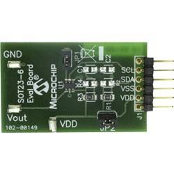 Razvojna plošča Microchip Technology MCP4725EV