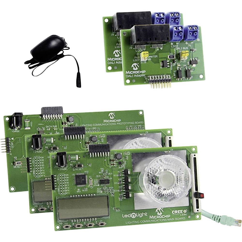Začetni komplet Microchip Technology DV160214-1