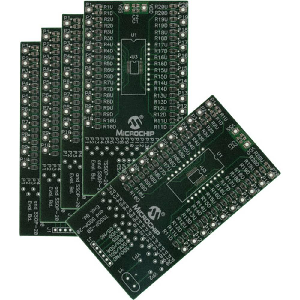 Plošča za tiskano vezje (neopremljena) Microchip Technology TSSOP20EV