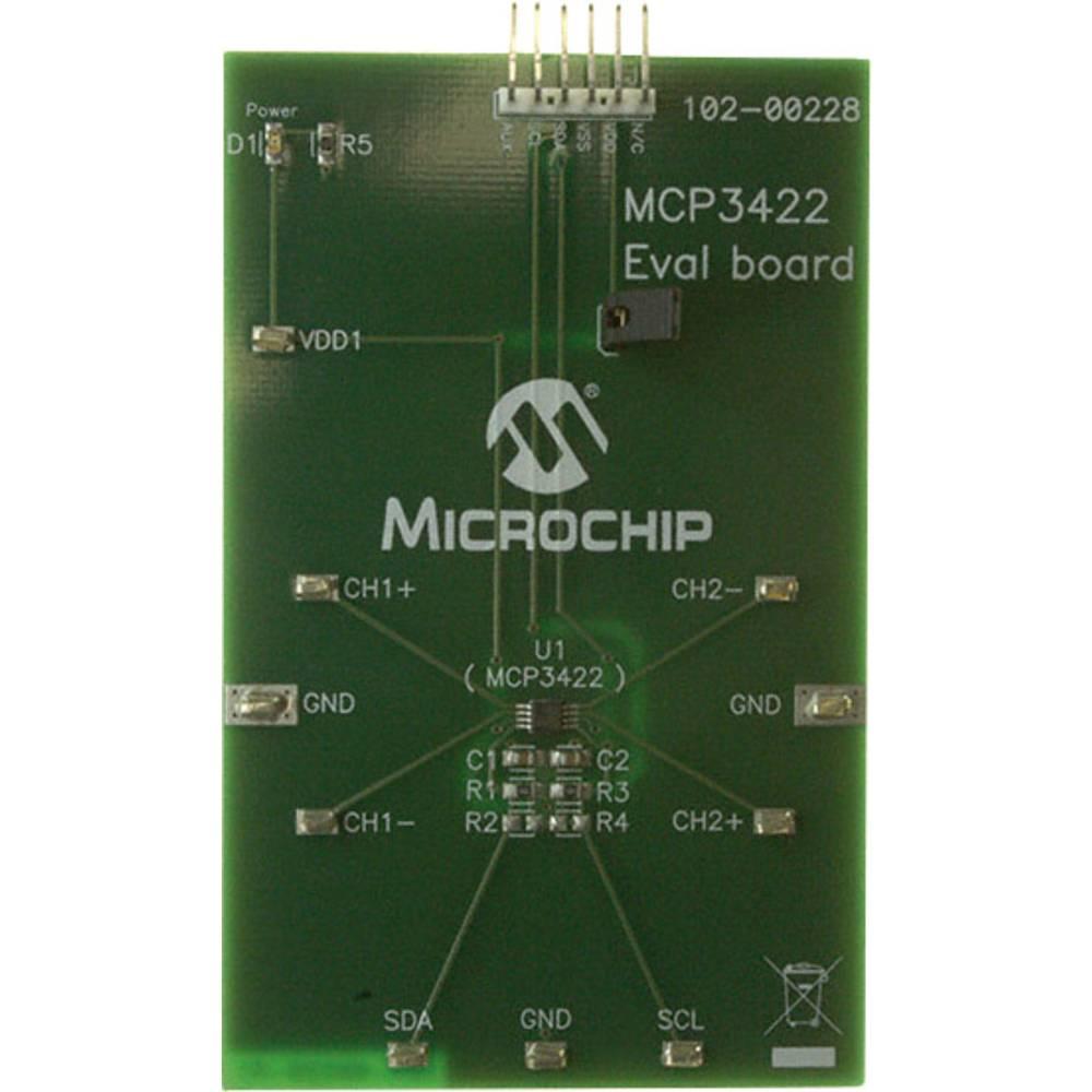 Razvojna plošča Microchip Technology MCP3422EV